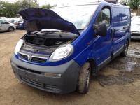 Opel Vivaro Разборочный номер 53930 #1