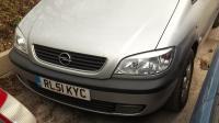 Opel Zafira A Разборочный номер 45018 #1