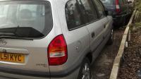 Opel Zafira A Разборочный номер 45018 #3