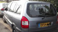 Opel Zafira A Разборочный номер W8168 #2