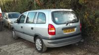 Opel Zafira A Разборочный номер 46565 #1