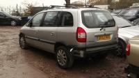 Opel Zafira A Разборочный номер W8332 #1