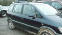 Opel Zafira A Разборочный номер 47276 #2