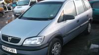 Opel Zafira A Разборочный номер 47895 #1