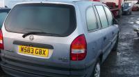 Opel Zafira A Разборочный номер 47895 #2