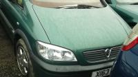 Opel Zafira A Разборочный номер 47965 #1