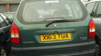 Opel Zafira A Разборочный номер 47965 #3