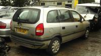 Opel Zafira A Разборочный номер B2156 #1