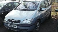 Opel Zafira A Разборочный номер 48862 #2