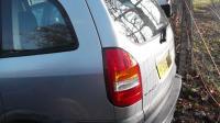 Opel Zafira A Разборочный номер 48862 #3