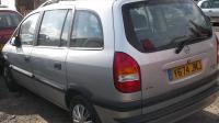 Opel Zafira A Разборочный номер 49198 #2