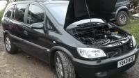 Opel Zafira A Разборочный номер 49439 #1