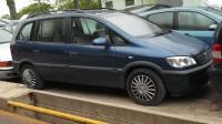 Opel Zafira A Разборочный номер W8944 #1