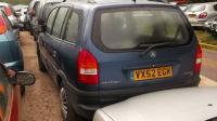 Opel Zafira A Разборочный номер W8944 #3