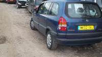 Opel Zafira A Разборочный номер 50295 #1