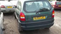 Opel Zafira A Разборочный номер 50957 #2