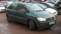 Opel Zafira A Разборочный номер W9215 #3