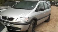 Opel Zafira A Разборочный номер W9221 #2