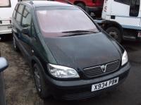 Opel Zafira A Разборочный номер 51417 #1