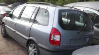 Opel Zafira A Разборочный номер W9329 #2