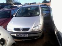 Opel Zafira A Разборочный номер 52109 #1