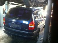Opel Zafira A Разборочный номер L5555 #2