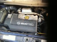 Opel Zafira A Разборочный номер L5555 #4