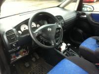 Opel Zafira A Разборочный номер 52745 #3