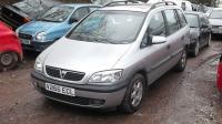Opel Zafira A Разборочный номер W9559 #1