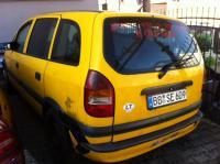 Opel Zafira A Разборочный номер Z3952 #1