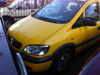 Opel Zafira A Разборочный номер Z3952 #2