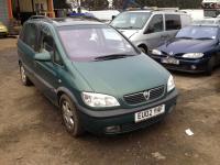 Opel Zafira A Разборочный номер 53332 #1
