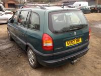 Opel Zafira A Разборочный номер 53332 #2