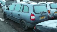 Opel Zafira A Разборочный номер W9727 #3