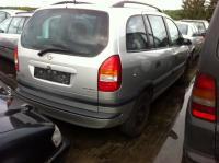 Opel Zafira A Разборочный номер 54166 #1
