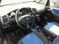 Opel Zafira A Разборочный номер 54166 #4