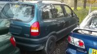 Opel Zafira A Разборочный номер 54229 #1