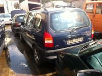Opel Zafira A Разборочный номер 54292 #2