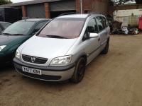 Opel Zafira A Разборочный номер 54378 #1