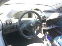 Peugeot 206 Разборочный номер 44467 #4