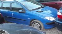 Peugeot 206 Разборочный номер W8999 #2