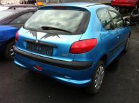 Peugeot 206 Разборочный номер 50637 #1