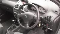Peugeot 206 Разборочный номер 50681 #3