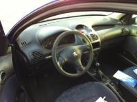 Peugeot 206 Разборочный номер X9863 #3