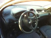 Peugeot 206 Разборочный номер 52143 #3
