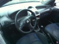 Peugeot 206 Разборочный номер 52392 #3