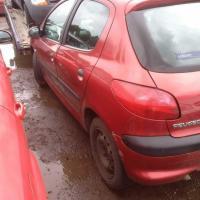 Peugeot 206 Разборочный номер 53028 #4