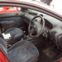Peugeot 206 Разборочный номер 53028 #6