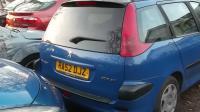 Peugeot 206 Разборочный номер W9627 #4