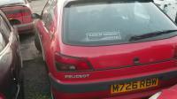 Peugeot 306 Разборочный номер B1760 #2